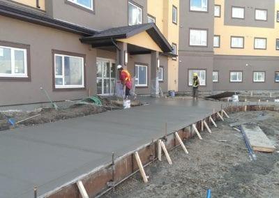 Condo Concrete Project