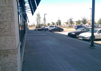 Mall Paving