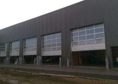 Garage Concrete Project